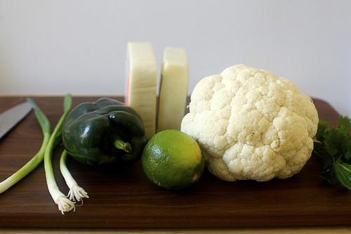 ингредиенты для кесадильи