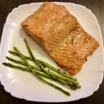 Рецепт стейка форели на сковороде