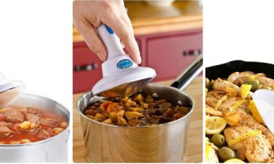 Магнит для удаления жира с поверхности пищи Fat Magnet