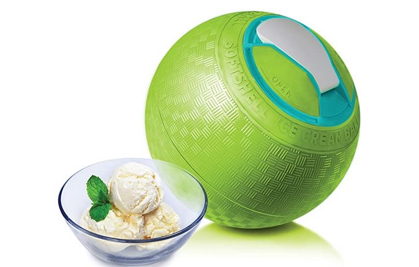 Вкусное мороженое в домашних условиях