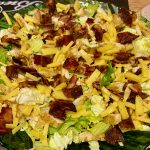 Шеф салат - рецепт сытного салата без майонеза
