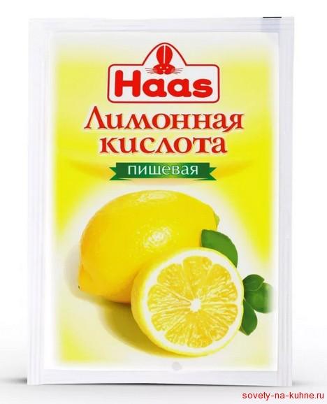 лимонная кислота для отмывания духовки