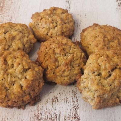 овсяное печенье вкусный рецепт
