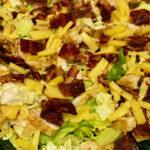 Шеф салат – рецепт сытного салата без майонеза