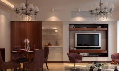 Смарт-квартиры: просторная кухня-гостиная